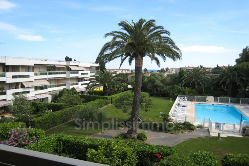 appartement  3 rooms  Juan-les-Pins Close ti the beaches  61 m² -