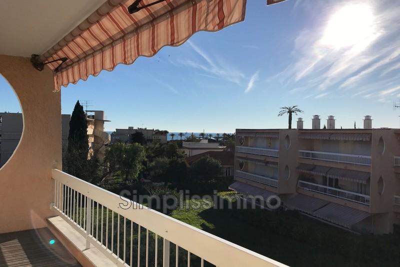 appartement  3 pièces  Golfe-Juan Proche plages  61m² -
