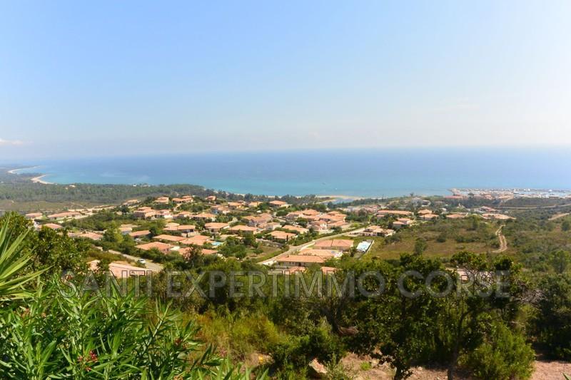 Terrain Sari-Solenzara Route de village,   achat terrain   1750m²
