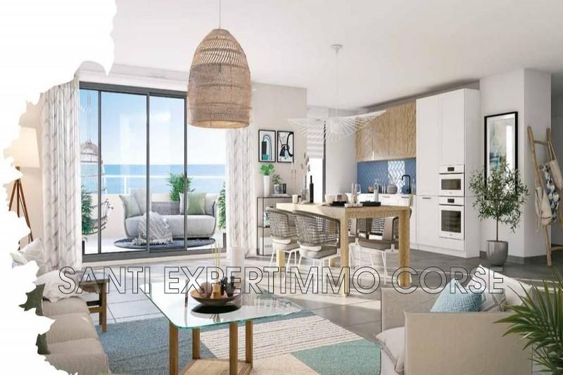 Photo n°2 - Vente Appartement idéal investisseur Sari-Solenzara 20145 - 144 300 €