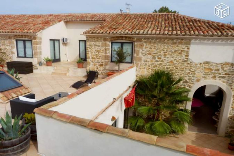 Photo n°1 - Vente maison en pierre Argeliers 11120 - 662 500 €