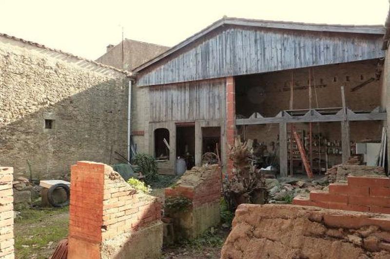 Photo n°2 - Vente maison en pierre Pézenas 34120 - 159 000 €