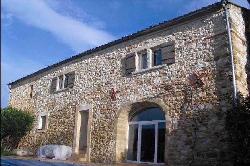 Photo n°1 - Vente maison Uzès 30700 - 275 600 €