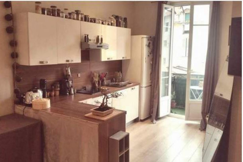Photo n°1 - Vente appartement Nice 06000 - 211 000 €