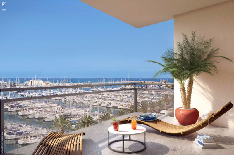 Photo n°1 - Vente appartement Canet-en-Roussillon 66140 - 230 000 €