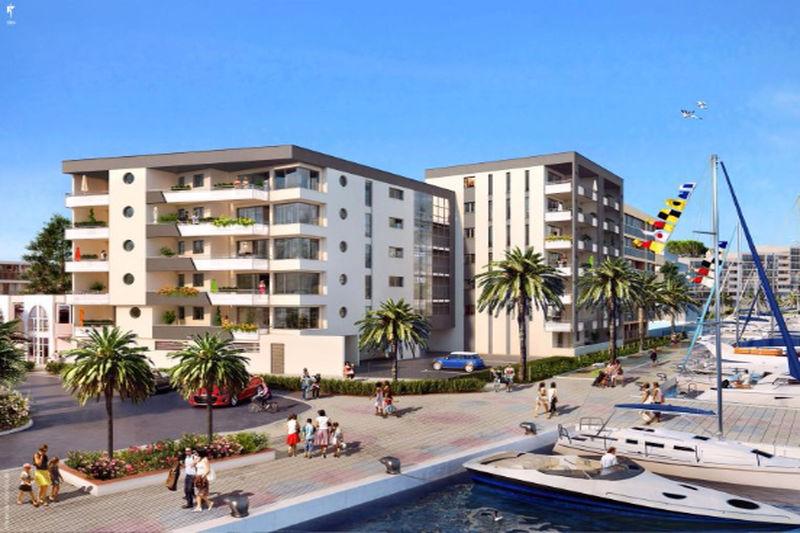 Photo n°2 - Vente appartement Canet-en-Roussillon 66140 - 230 000 €