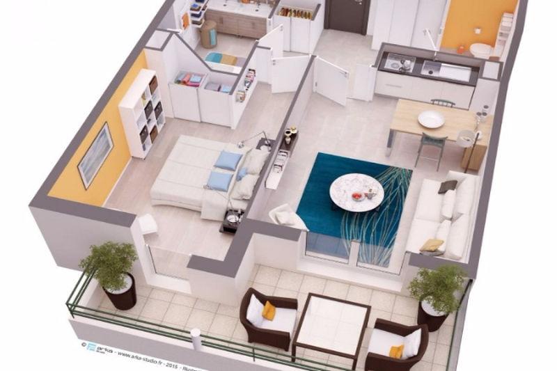 Photo n°12 - Vente appartement Juan-les-Pins 06160 - 670 000 €