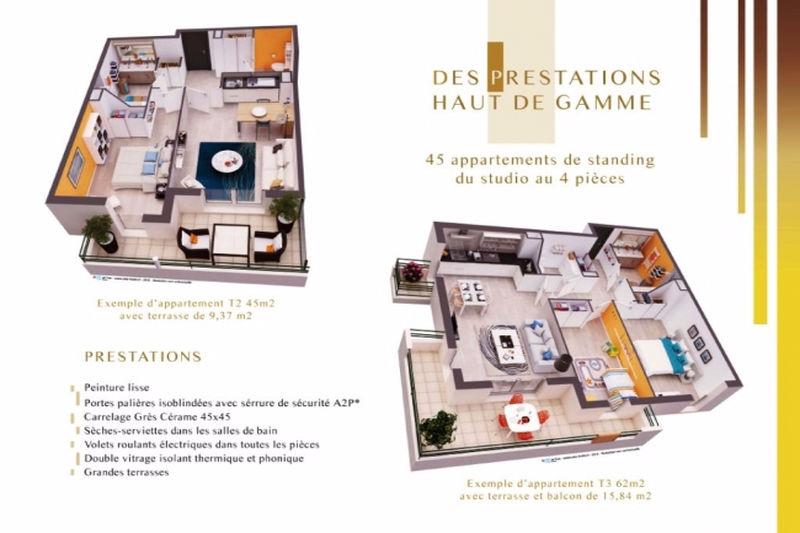 Photo n°14 - Vente appartement Juan-les-Pins 06160 - 670 000 €