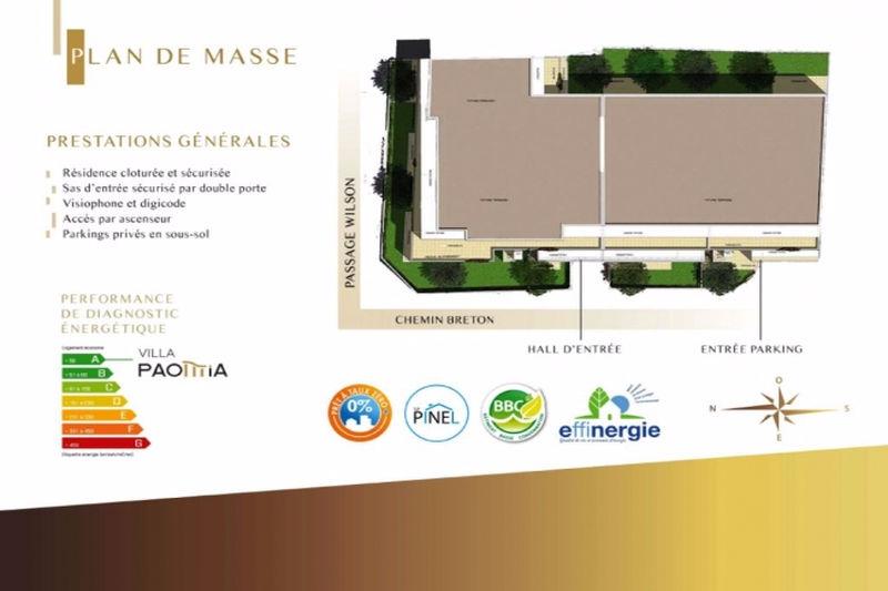 Photo n°15 - Vente appartement Juan-les-Pins 06160 - 670 000 €