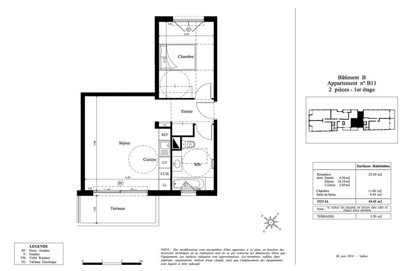 Photo n°7 -  appartement Juan-les-Pins 06160 - 250 000 €