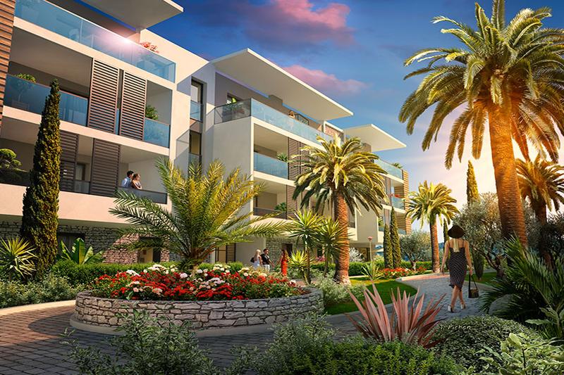 Photo Appartement Cannes Riviera,  Neuf appartement  2 pièces   55m²