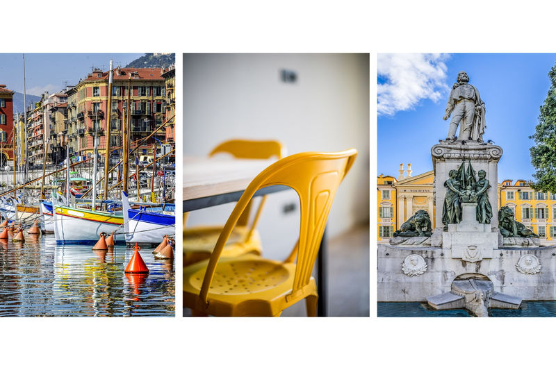 Photo n°4 - Vente appartement Nice 06300 - 265 000 €