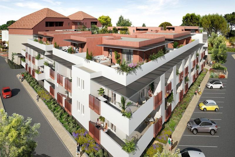 Photo Apartment Agde Languedoc,  New apartment  4 room   77m²