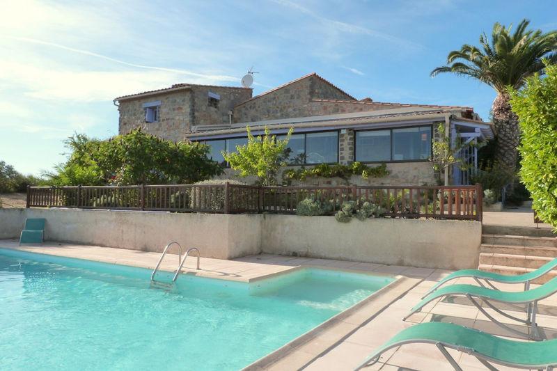 Photo n°3 - Vente maison en pierre Pézenas 34120 - 595 000 €