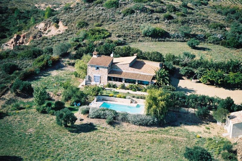 Photo n°1 - Vente maison en pierre Pézenas 34120 - 595 000 €