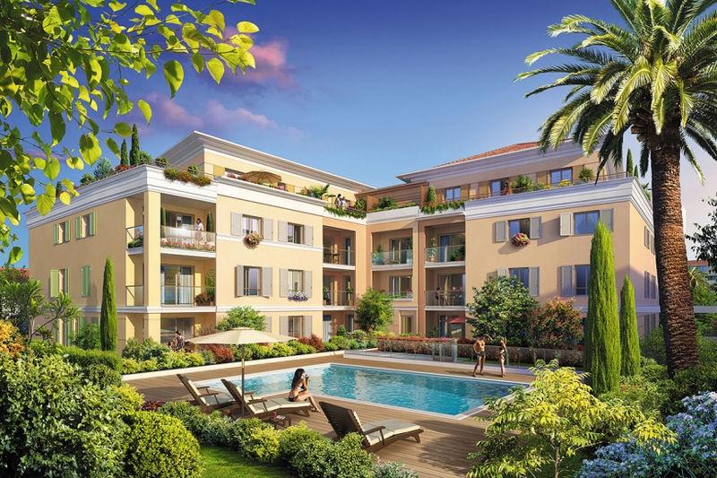 Photo Appartement Cannes Riviera,  Neuf appartement  2 pièces   42m²