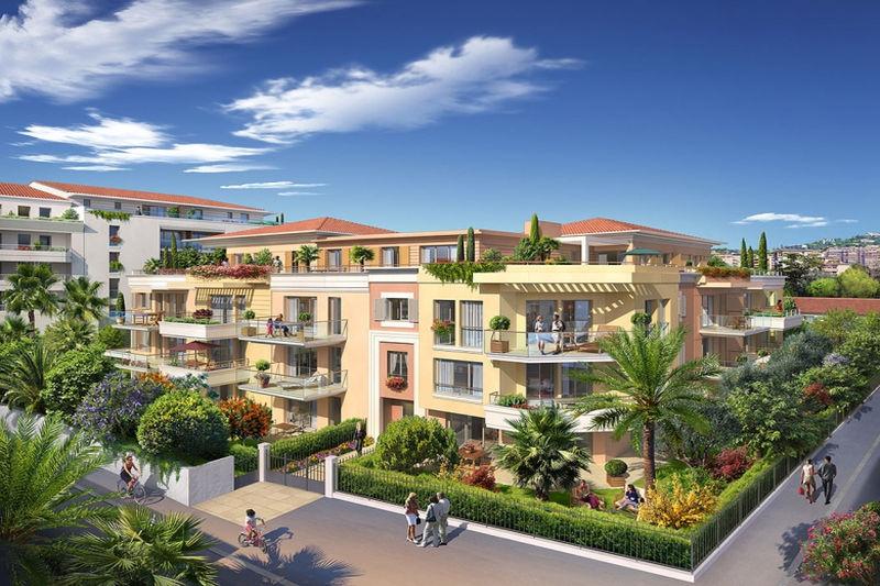 Photo Appartement Cannes Riviera,  Neuf appartement  2 pièces   43m²