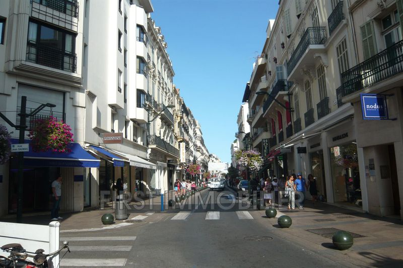 Photo Apartment Cannes Centre-ville,  Rentals apartment  2 rooms   35 m²