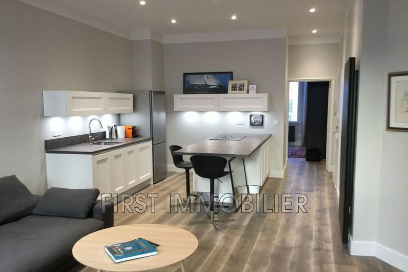 Photo Apartment Cannes Banane,  Rentals apartment  2 rooms   48 m²