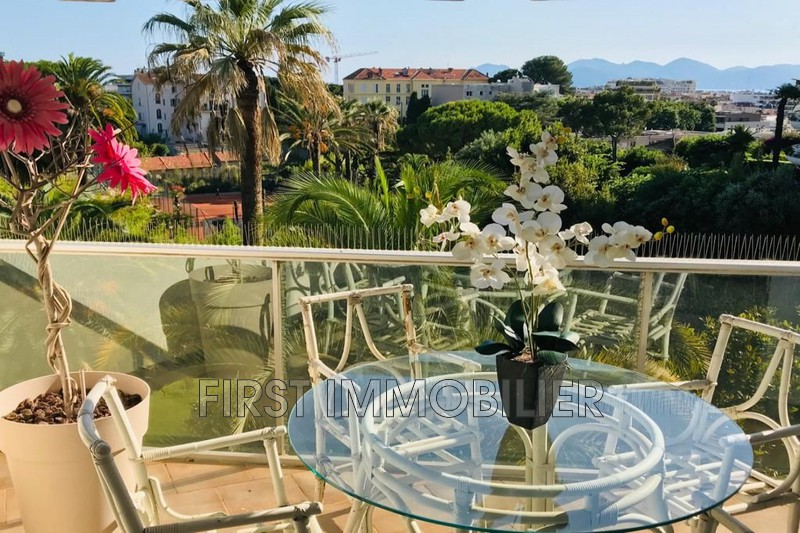 Photo Apartment Cannes Montfleury,  Rentals apartment  2 rooms   50 m²
