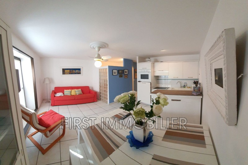 Photo Apartment Cannes Banane,   to buy apartment  2 rooms   33 m²