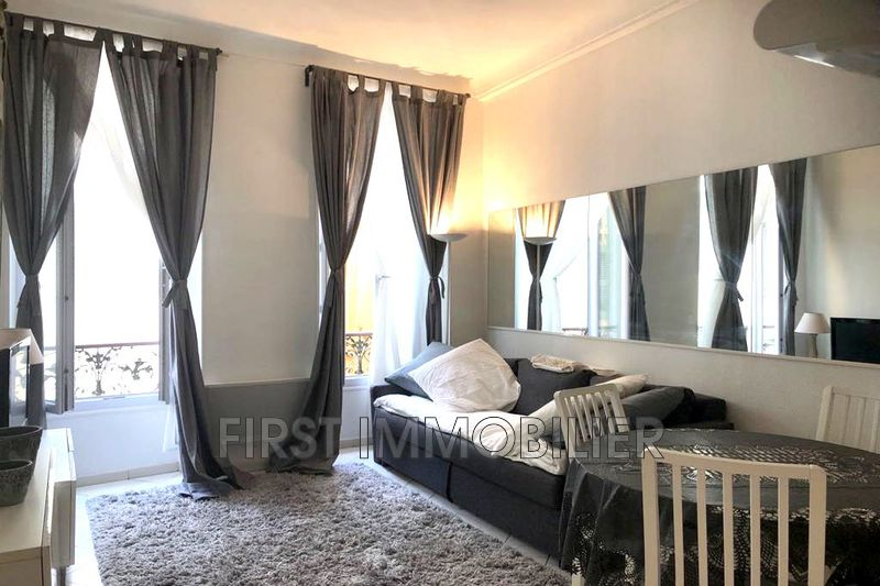 Photo Apartment Cannes Banane,   to buy apartment  2 rooms   24 m²