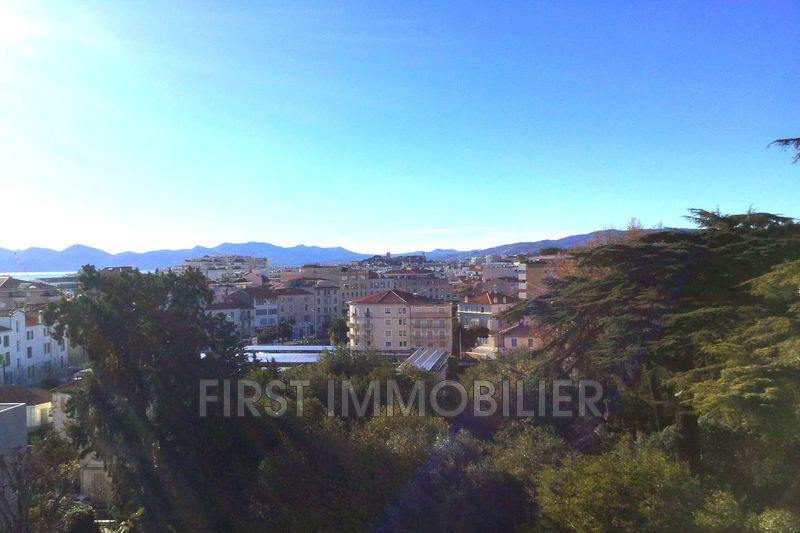 Photo Appartement Cannes Basse californie,   achat appartement  3 pièces   95 m²