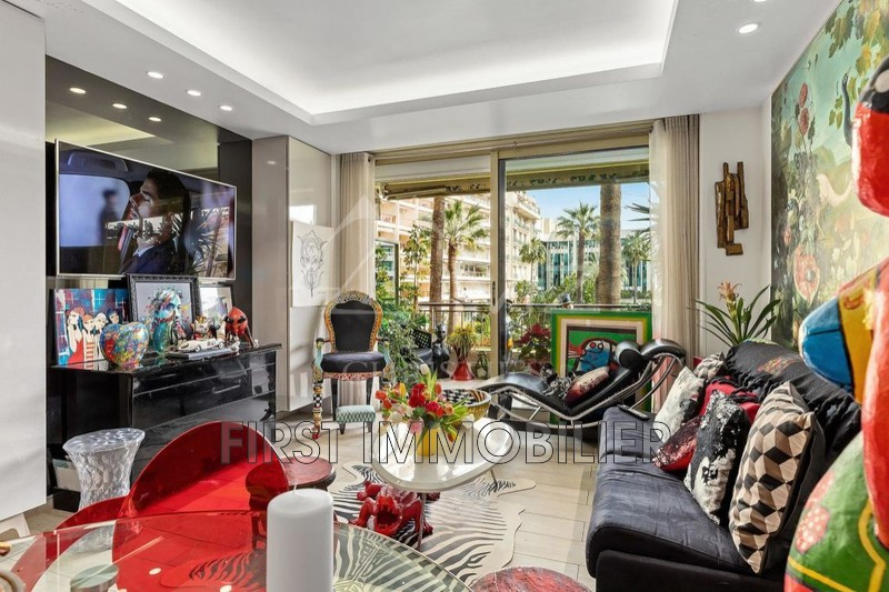 Photo Apartment Cannes La croisette,   to buy apartment  1 room   31 m²