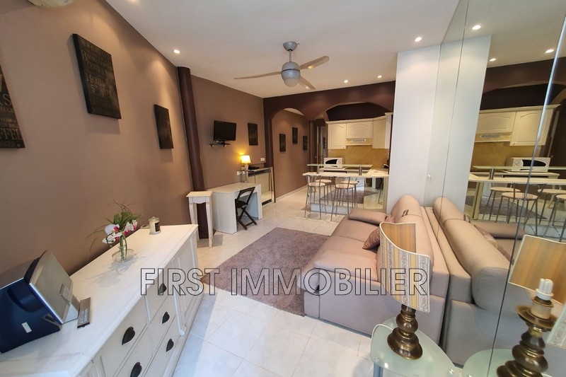 Photo Apartment Cannes Banane,   to buy apartment  1 room   23 m²