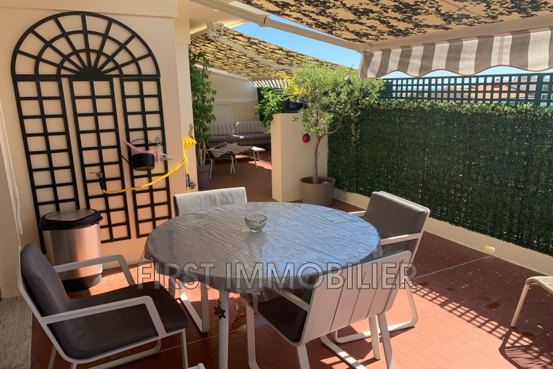 Photo Apartment Cannes Petit juas,   to buy apartment  3 rooms   65 m²