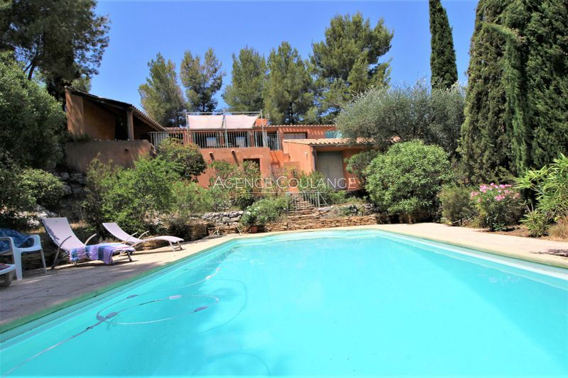 Villa La Cadière-d'Azur   to buy villa  4 bedrooms   176 m²