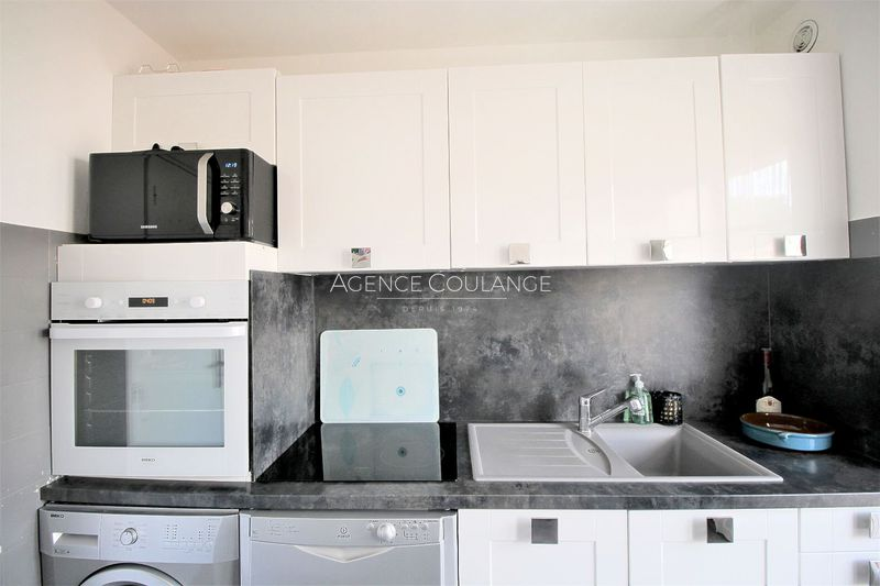 Photo n°4 - Vente appartement Saint-Cyr-sur-Mer 83270 - 245 000 €