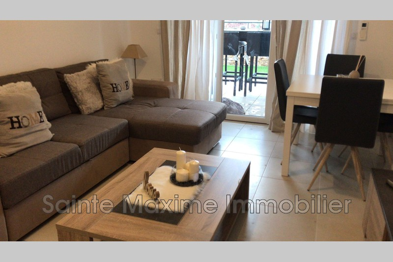 Photo n°1 - Vente appartement Sainte-Maxime 83120 - 189 000 €