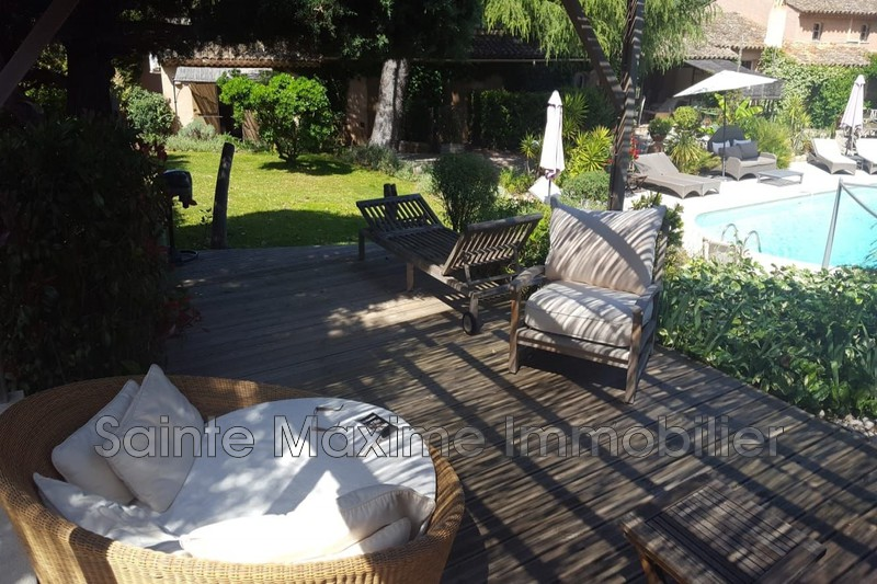 Photo n°2 - Vente maison d'hôtes Le Plan-de-la-Tour 83120 - 1 850 000 €