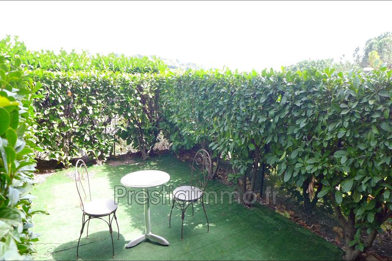 Photo Apartment Mougins Mougins le haut,  Rentals apartment  1 room   22 m²