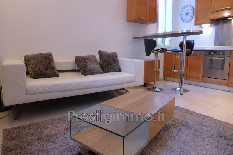 Photo Apartment Antibes Centre-ville,  Rentals apartment  2 rooms   40 m²