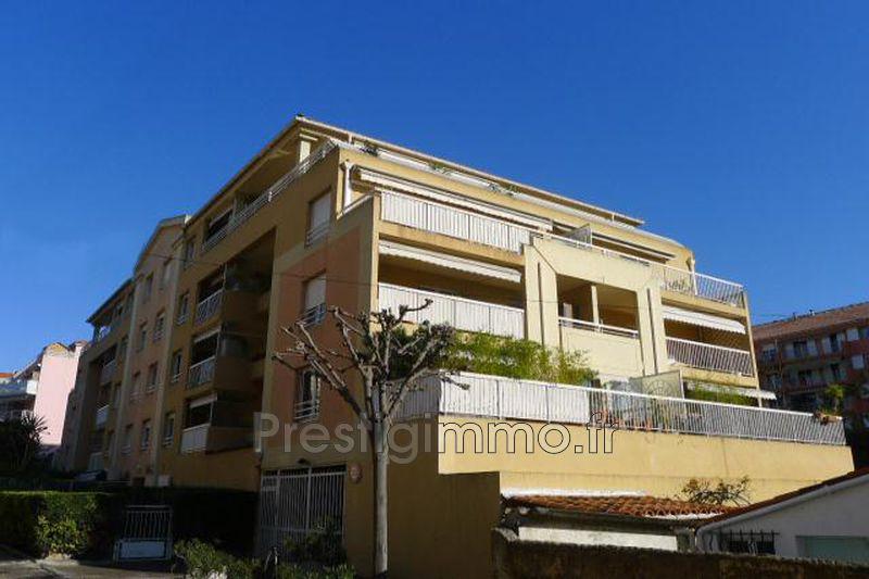 Appartement Vallauirs Centre-ville,  Location appartement  2 pièces   40m²