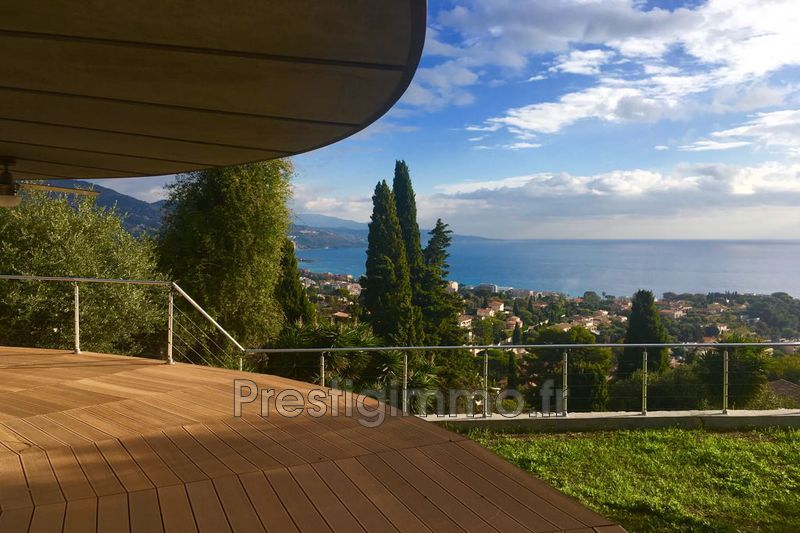 Photo n°8 - Location maison contemporaine Roquebrune-Cap-Martin 06190 - 3 000 €