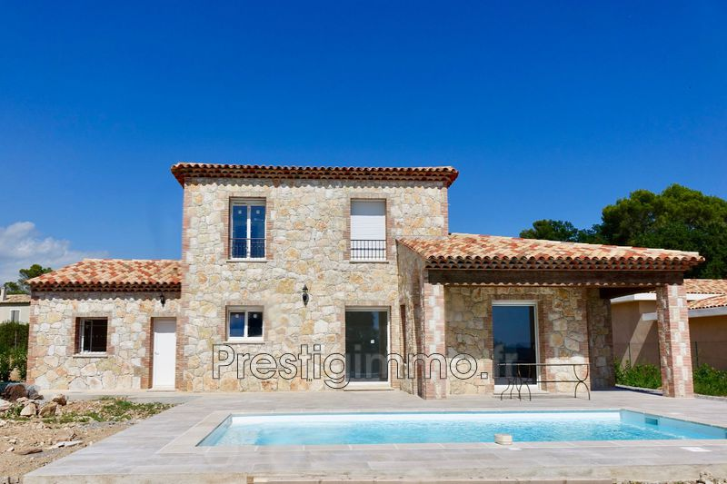 Villa Roquefort-les-Pins Proche village,  Location villa  4 chambres   170m²