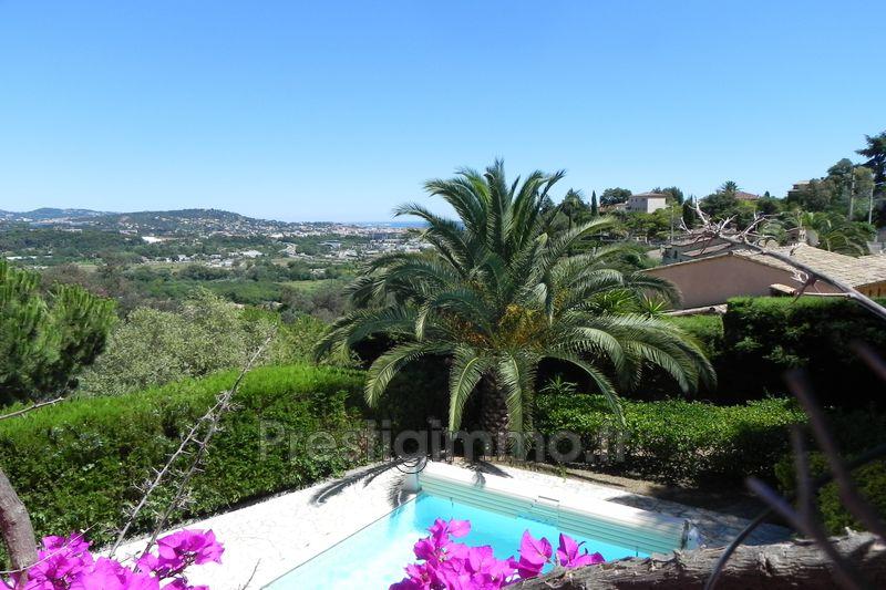 Villa Mandelieu-la-Napoule Proche ville au calme,   achat villa  4 chambres   201m²