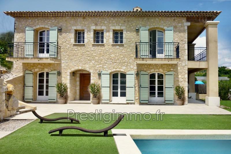 Luxury property Cagnes-sur-Mer Proche ville au calme,  Rentals luxury property  3 bedroom   150m²
