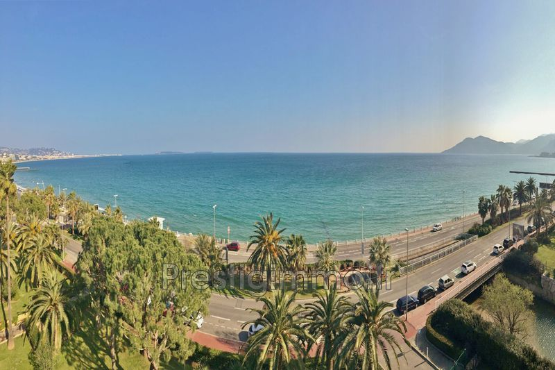 Apartment Cannes Bord de mer,  Rentals apartment  2 rooms   38 m²