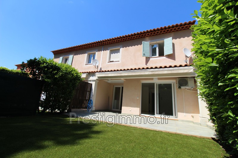House Antibes Les terriers,  Rentals house  3 bedroom   82 m²