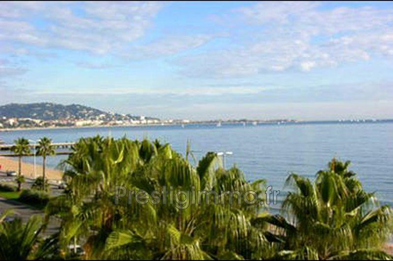 Apartment Cannes Front de mer,  Rentals apartment  1 room   27m²