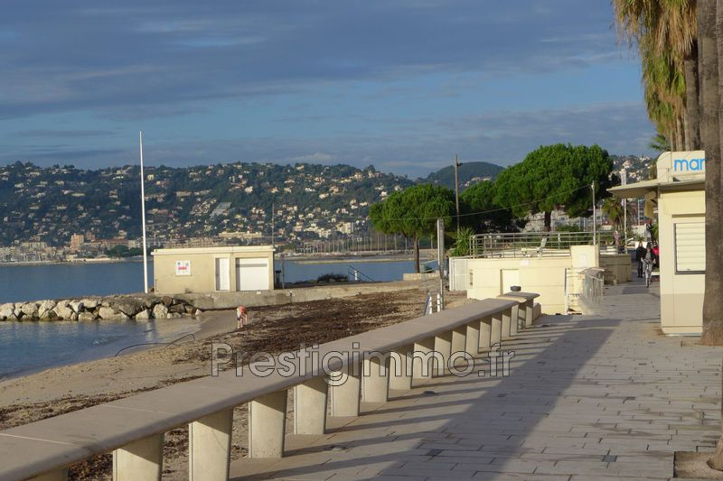 Apartment Juan-les-Pins Front de mer,  Rentals apartment  1 room   15 m²