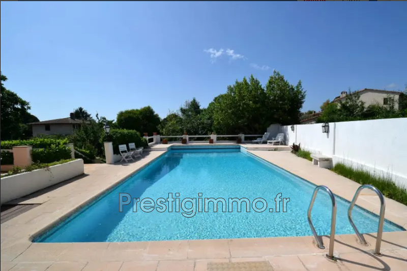 Villa Biot Cabots,  Location villa  5 chambres   287m²