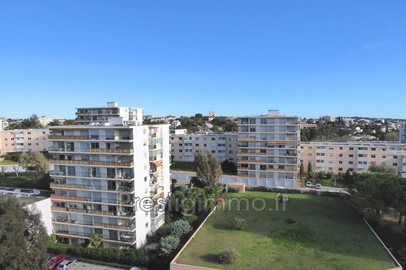 Apartment Antibes Pierre delmasse,  Rentals apartment  2 rooms   38 m²