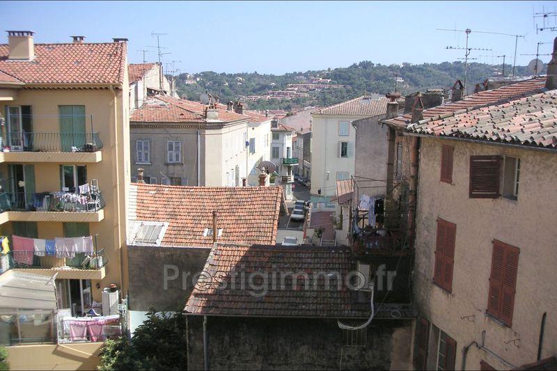 Photo Apartment Vallauris Centre-ville,  Rentals apartment  1 room   20m²