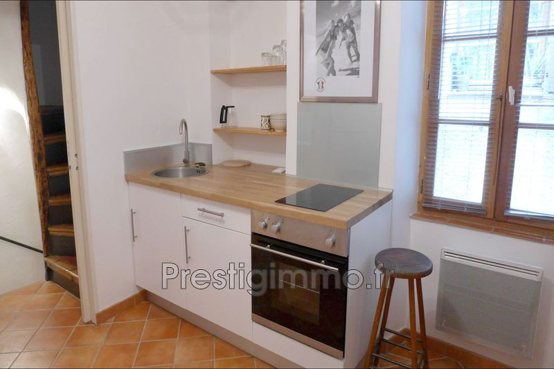 Appartement Biot Biot village,  Location appartement  2 pièces   30 m²