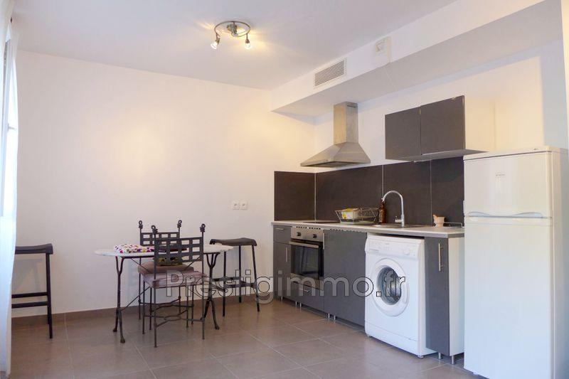 Appartement Vallauris Proche centre ville,  Location appartement  1 pièce   35m²